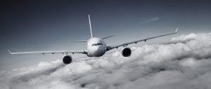 jet flying